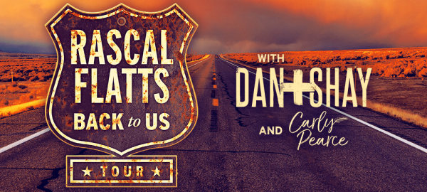 None - Rascal Flatts Last Chance Online Ticket Giveaway!