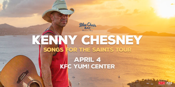 None - Win Kenny Chesney Tickets!