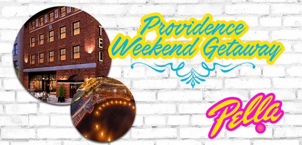 None -  Providence Weekend Getaway!