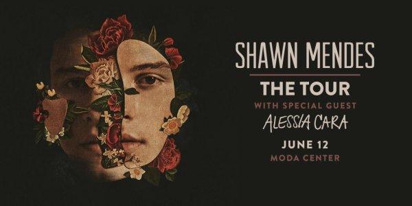 None - Shawn Mendes - 6/12/19 @ Moda Center