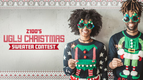 None - Z100's Ugly Sweater Contest: Win A Trip To Jingle Ball In San Francisco!