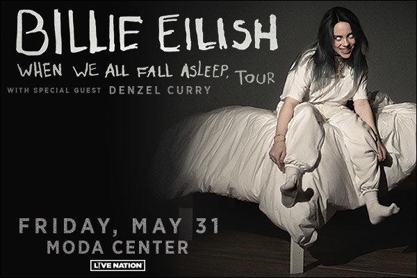 None -  Billie Eilish - 5/31 @ Moda Center