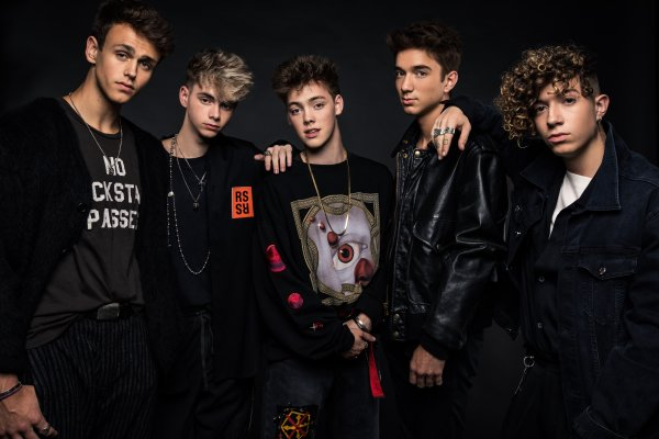 None - Why Don't We - 4/17 @ Arlene Schnitzer