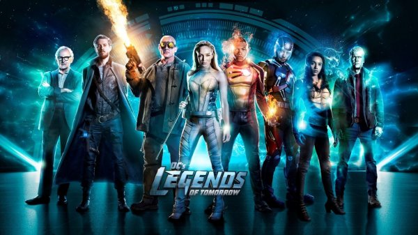 None - DC's Legends of Tomorrow: The Complete Third Season