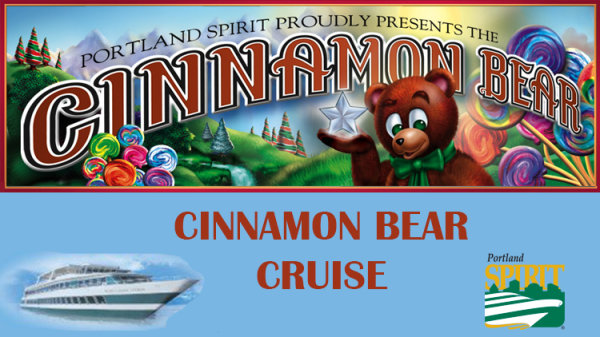 None - Cinnamon Bear Cruise Family Four Pack Giveaway!