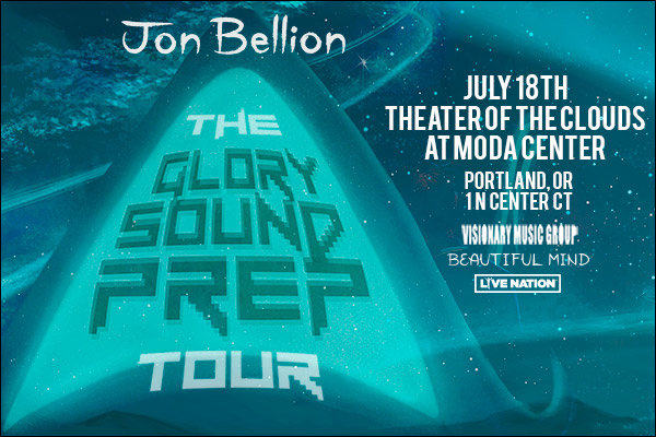 None -  Jon Bellion - 7/18 @ Moda Center