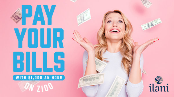 None -   Pay Your Bills On Z100!