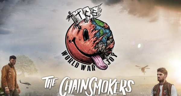 None -  The Chainsmokers & 5 Seconds Of Summer - 12/5 @ Moda Center