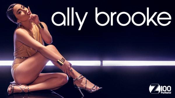 None - Meet Ally Brooke @ Z100 Portland!