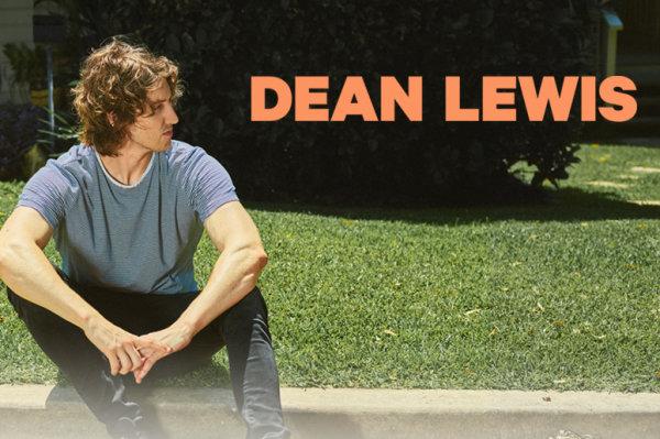 None - Dean Lewis - 8/13 @ Crystal Ballroom