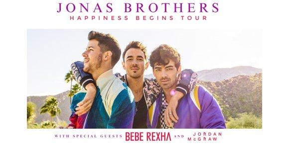 None - Jonas Brothers - 10/13 @ Moda Center