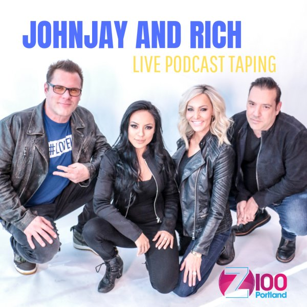None - Johnjay and Rich Live Podcast Taping