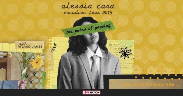 None - Alessia Cara - 11/6 @ Arlene Schnitzer
