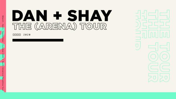 None - Dan + Shay - 10/30 @ Moda Center