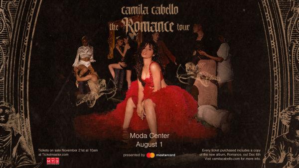 None - Camila Cabello - 8/1 @ Moda Center
