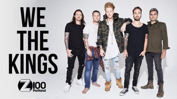 None - We The Kings @ the Z100 Lounge - 11/26