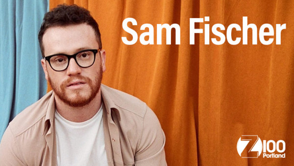 image for Sam Fischer in the Z100 Lounge (Feb 24th)