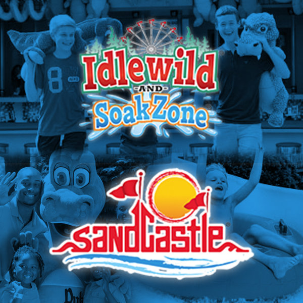 None -  Win a Family 4-pack to Both Sandcastle AND Idlewild & Soak Zone!
