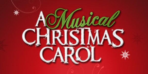 None - A Musical Christmas Carol Tickets!