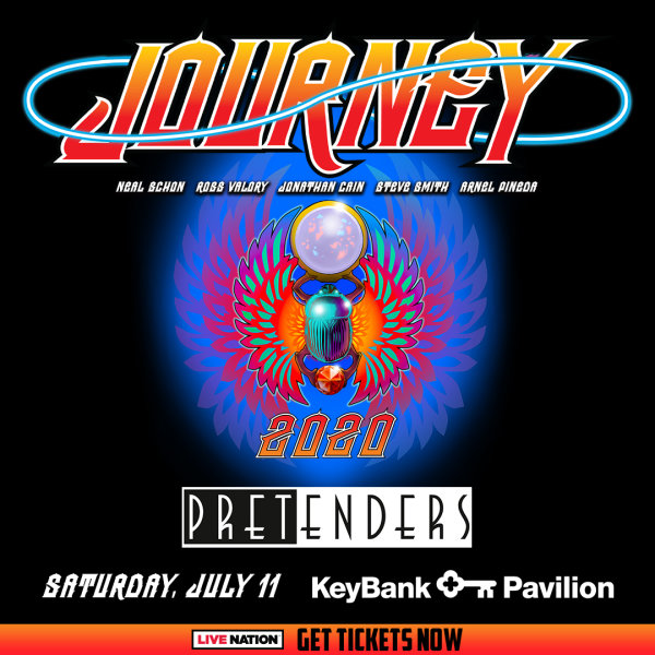 None - Journey with The Pretenders Tickets!