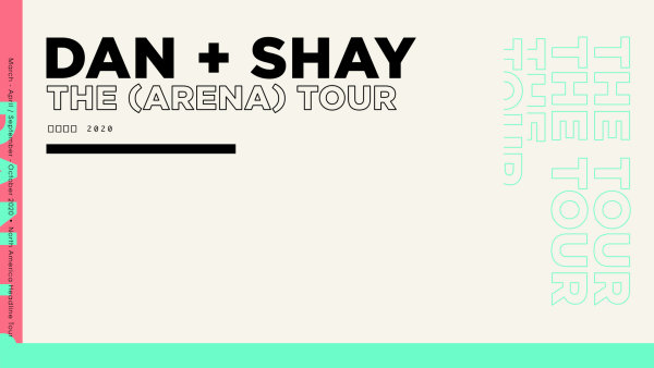 None - Dan + Shay - 10/30/20 @ The Moda Center