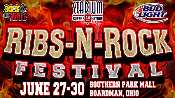 None - Win four-day passes to Ribs n Rock June 27-30th!