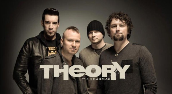 None - See Theory Of A Dead Man at Packard Music Hall on Oct 1st