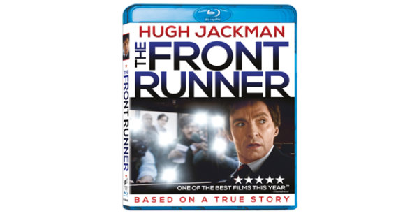 None - Win a copy of The Front Runner on Blu-Ray!