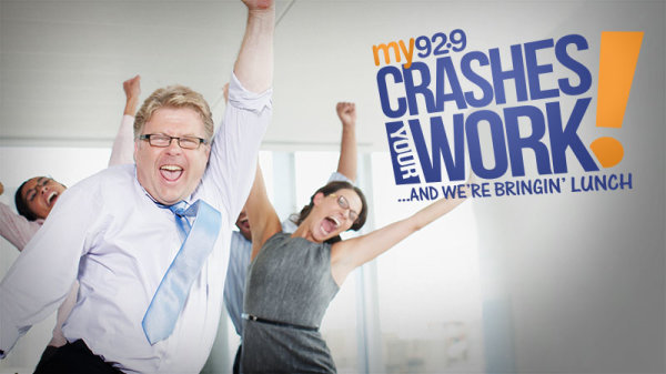 None - My 92.9 Crashes Your Work