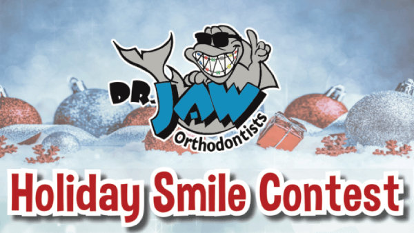 None - Win with Dr. Jaw Orthodontists Holiday Smile Contest