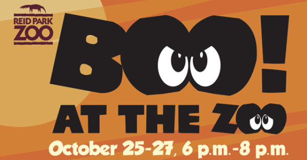 None - Win tickets to Boo! At The Zoo