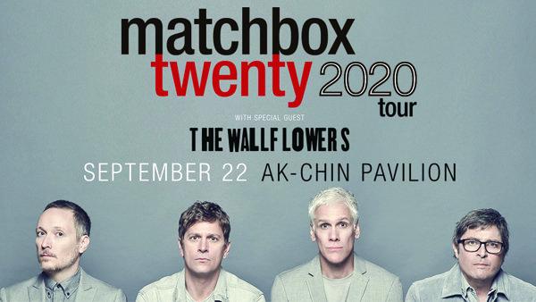None - Win tickets to see Matchbox Twenty!
