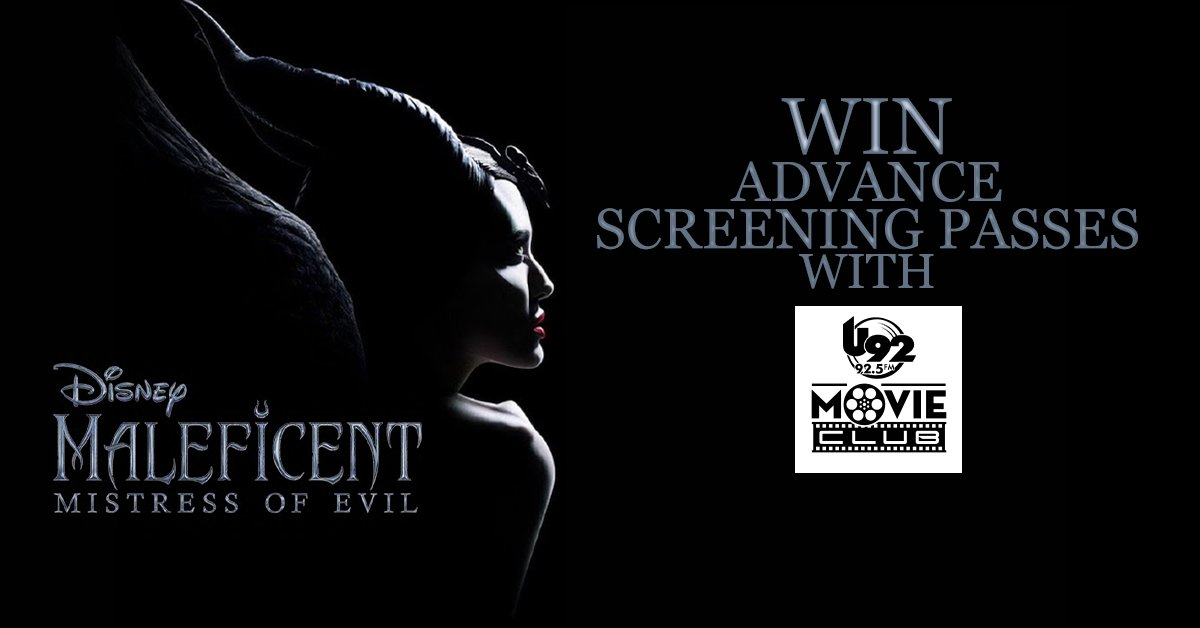 Win Tickets To The Advance Screening Of Maleficent 2