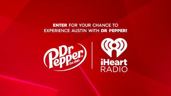 None - Enter Daily For Your Chance To Experience Austin With Dr Pepper!
