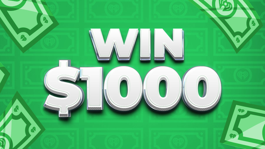 Cash In And Win $1,000!   ROCK 105.3