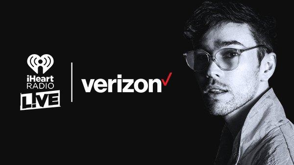 None -    iHeartRadio LIVE and Verizon Bring You MAX