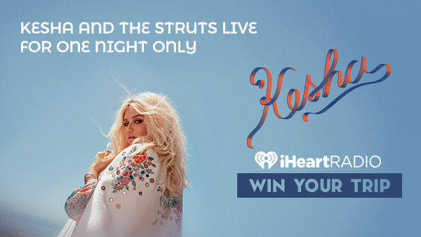 None -  KESHA and THE STRUTS LIVE FOR ONE NIGHT ONLY
