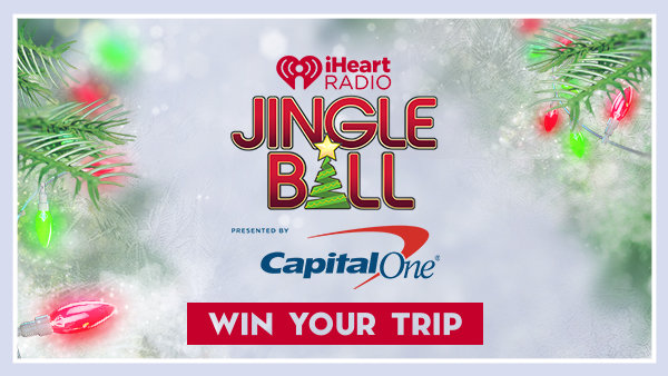 None -   Be a VIP for iHeartRadio's Jingle Ball Tour Presented by Capital One!