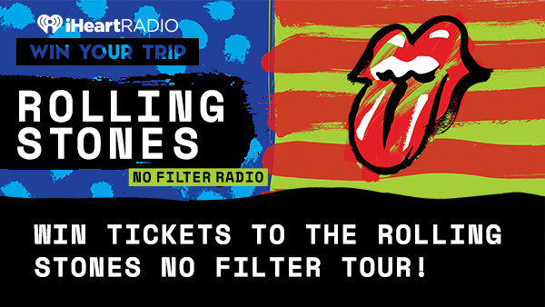 None -   The Rolling Stones No Filter Tour – Win the Shirt Off Mick's Back