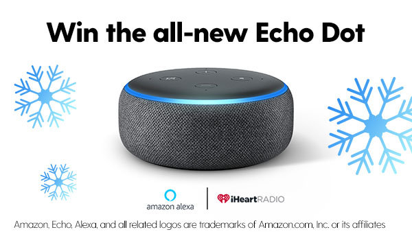 None - Win the all-new Echo Dot