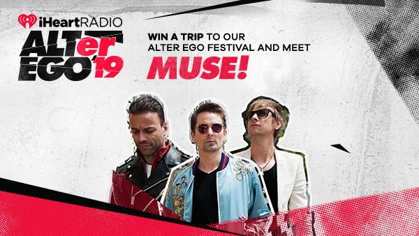 None -  Last Chance To Win A Trip To Our ALTer EGO Festival! Plus, You Can Meet Muse!