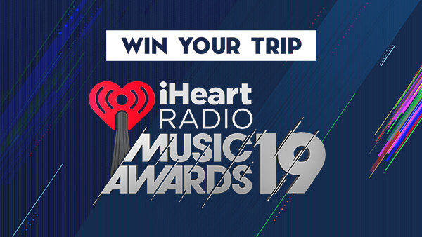 Vote Daily For A Chance To Win A Trip To Our iHeartRadio Music Awards!