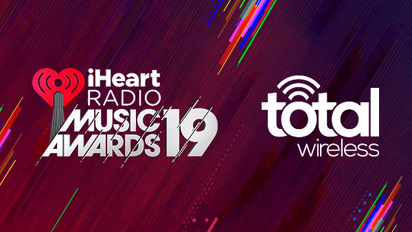 Total Wireless Wants To Send You To Our iHeartRadio Music Awards!