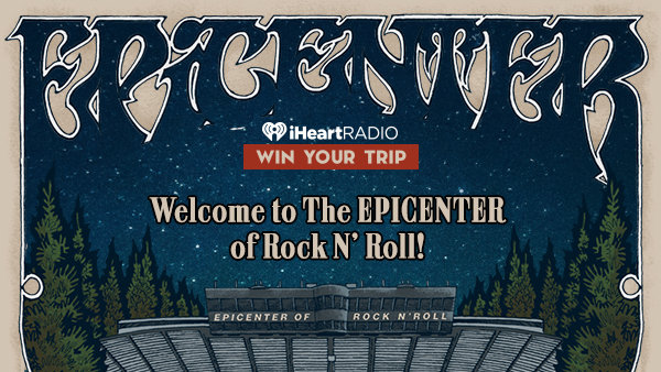 None - Welcome to The EPICENTER of Rock N' Roll!