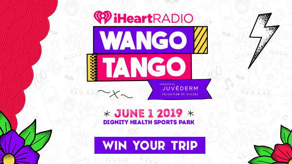 None -   Listen To Win Tickets To Our iHeartRadio Wango Tango!