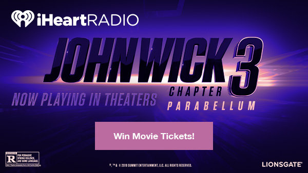 None -   Enter For A Chance To Win 2 Movie Tickets To See John Wick: Chapter 3, Courtesy Of Fandango!