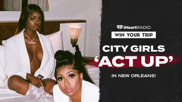 None -   City Girls 'Act Up' In New Orleans