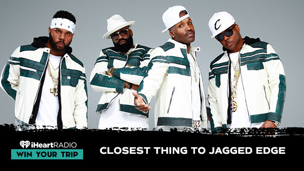 None - CLOSEST THING TO JAGGED EDGE