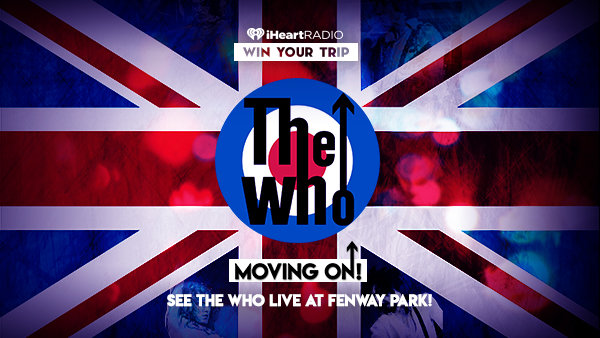 None - SEE THE WHO LIVE AT FENWAY PARK