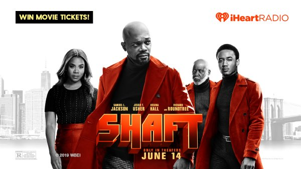 None -     Enter For A Chance To Win 2x Movie Tickets To See Shaft, Courtesy Of Fandango!